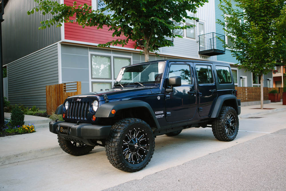 Jeep Wrangler Fort Smith Arkansas
