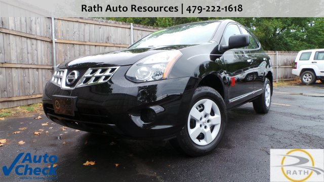 2014 Nissan Rogue Select S Fort Smith Rath Auto