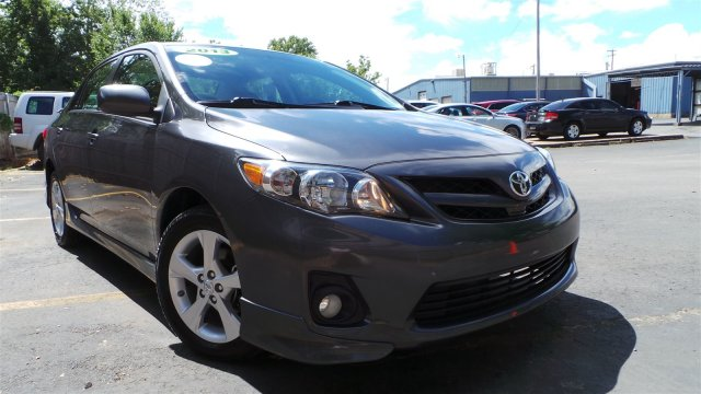 2013 Toyota Corolla S Fort Smith Rath Auto