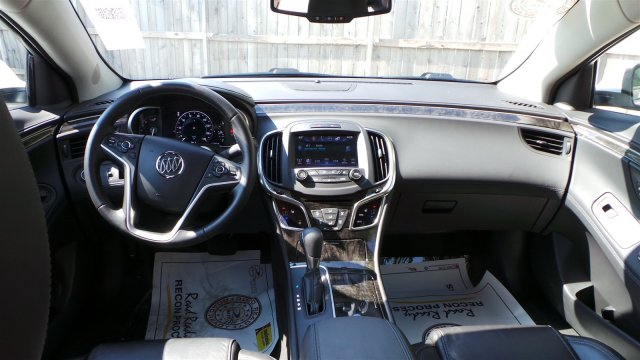 2016 Buick LaCrosse Leather Fort Smith Rath Auto