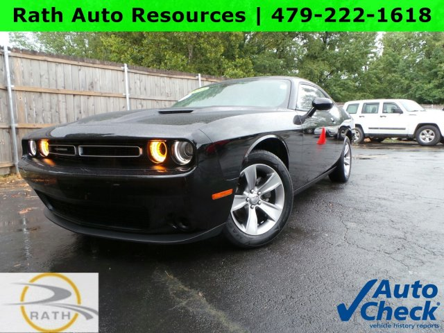 2015 Dodge Challenger SXT - Fort Smith, Arkansas Rath Auto Resources