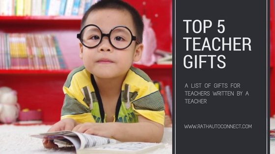 gift ideas for teachers