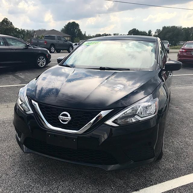 2016 Nissan Sentra available. Call 479-303-7284 or visit rathauto.com