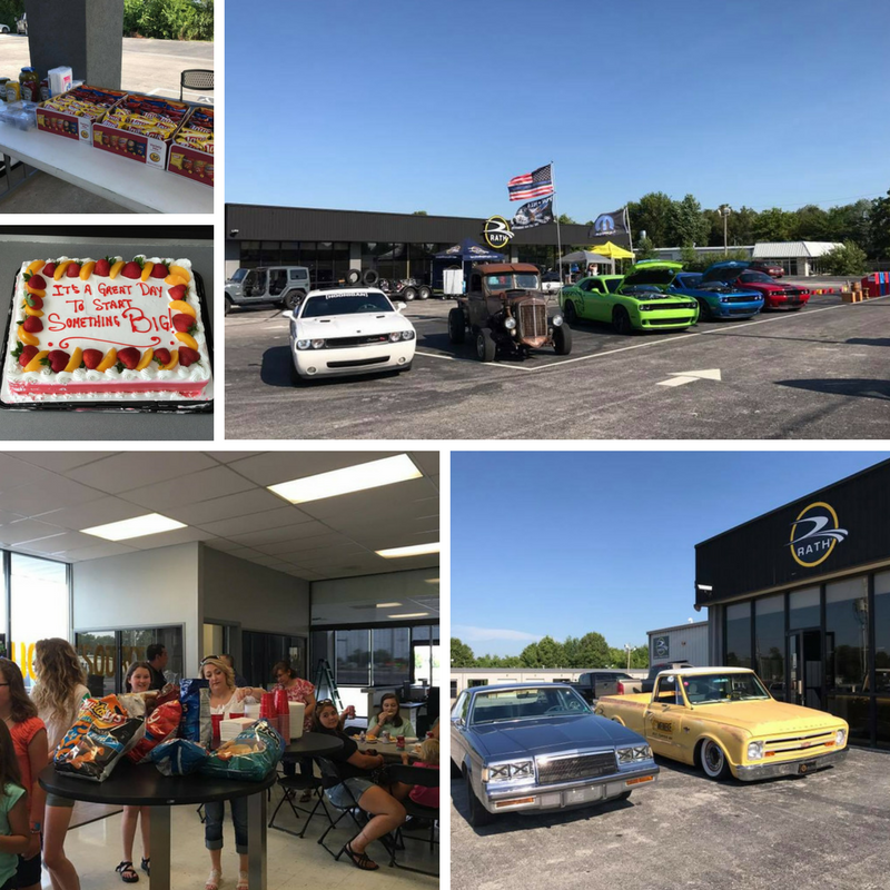 Rath Auto Resources Grand Opening Springdale Arkasnas