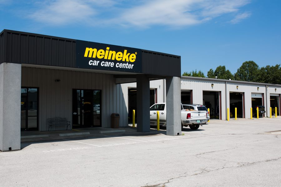 Meineke Car Care Center Springdale Arkansas