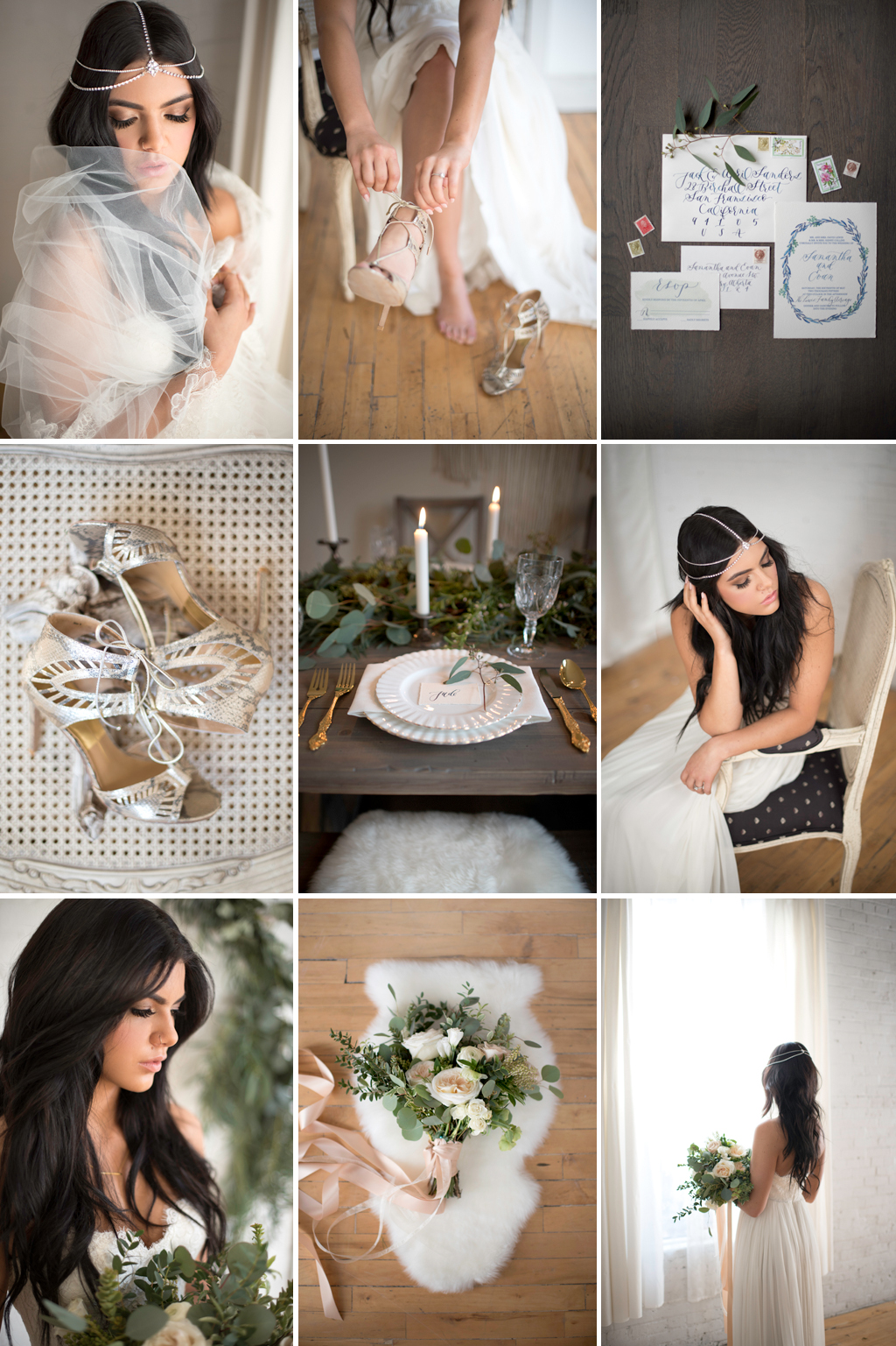 Deserae Evenson BOHO Wedding