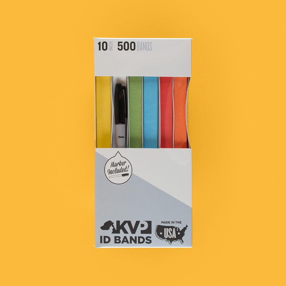 <h3>KVP ID Bands™</h3>
