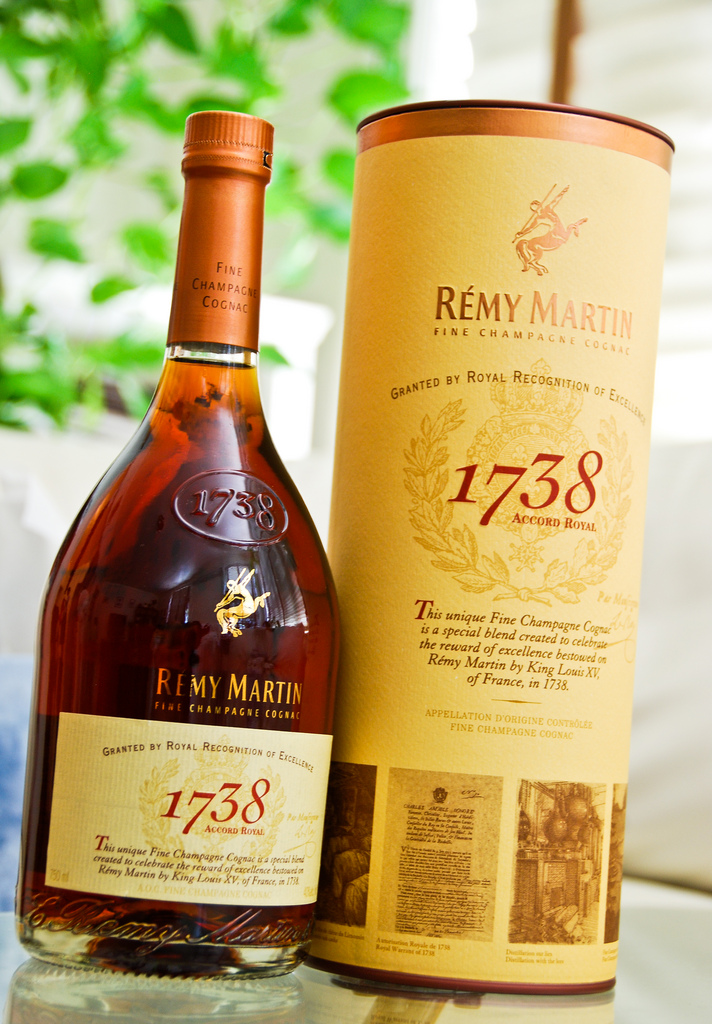 """""""At once bold and sophisticated,Rémy Martin Vis distilled in the traditional manner in copper pot stills. The result is a uniquely refined spirit, which rises to any occasion. On the rocks, it is vibrant and intricate"""""""