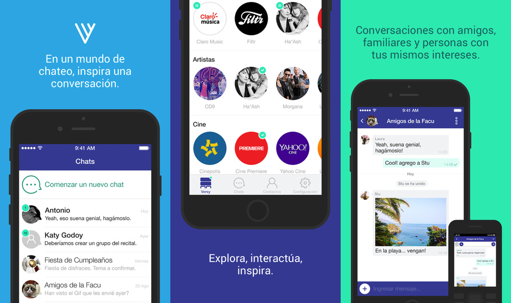 - App Store Screens (Spanish)