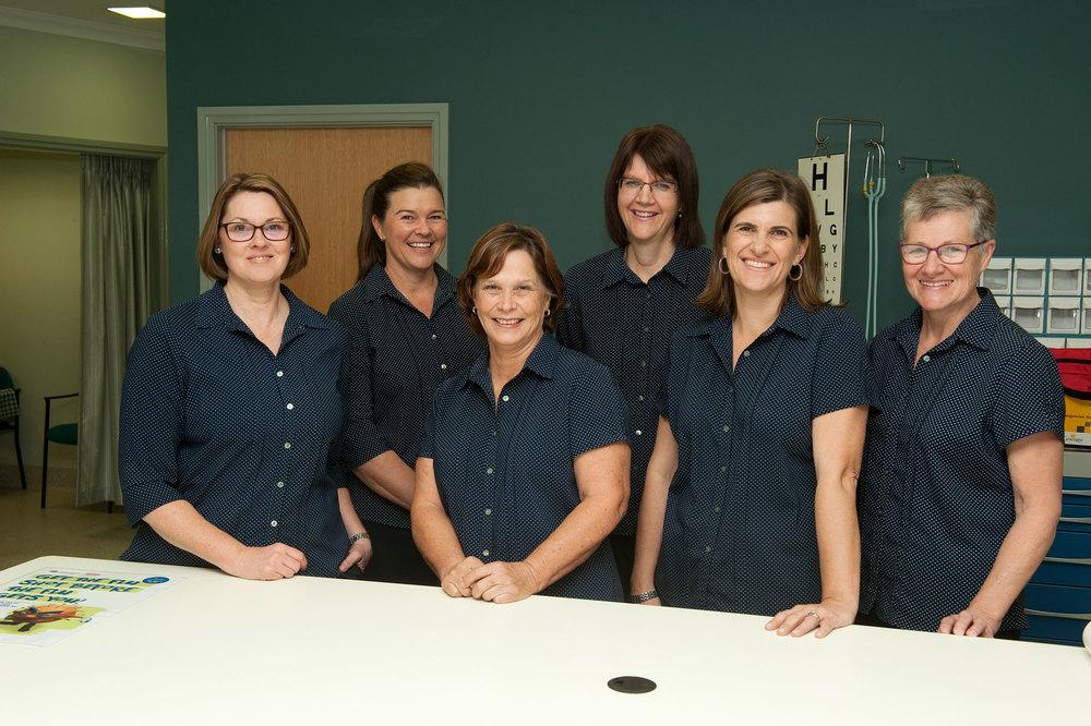 Practice Nurses