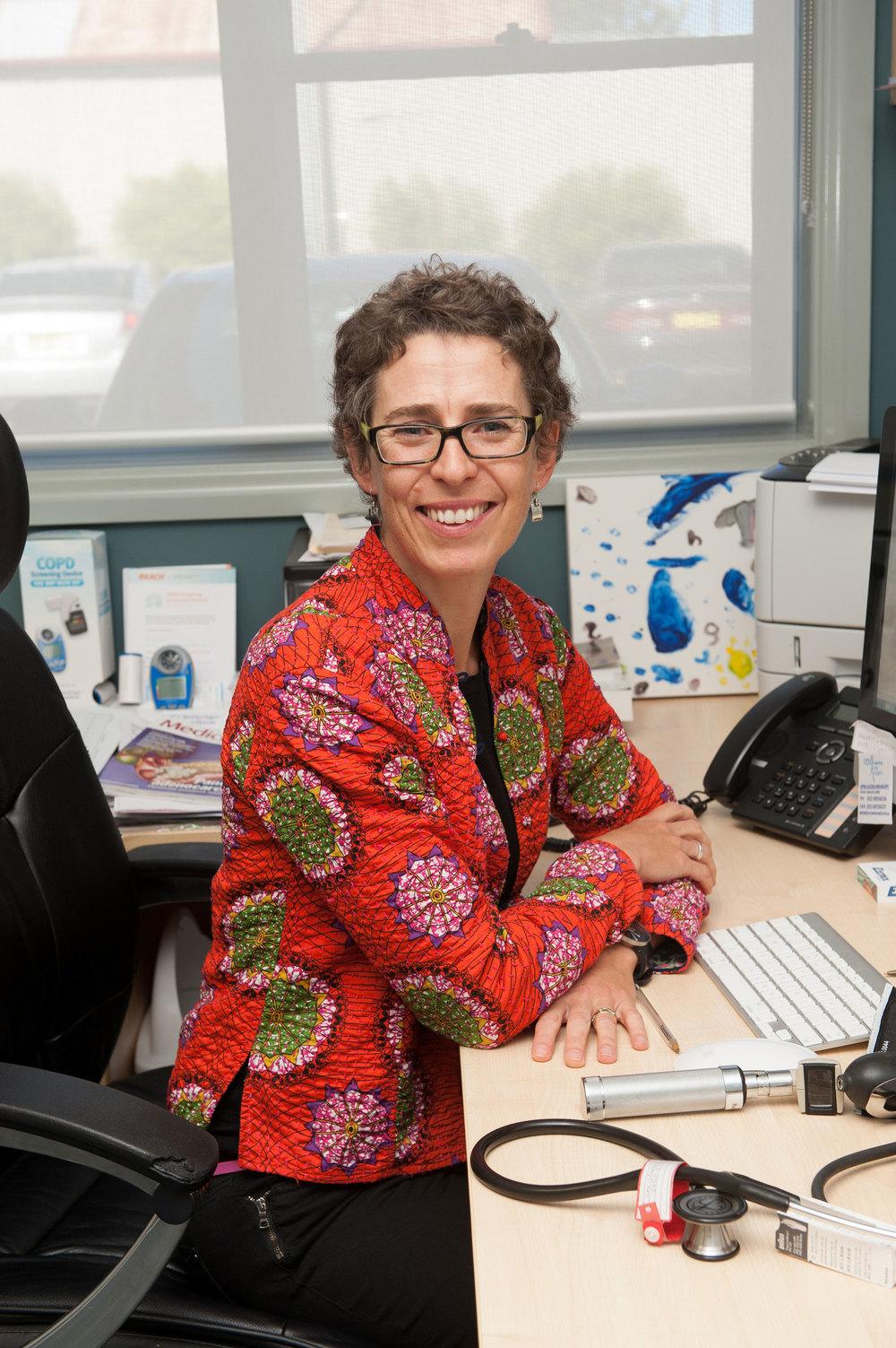 Dr Rachel Christmas