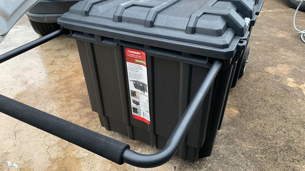 Husky 37-inch-Rolling-Portable-Job Tool-Box