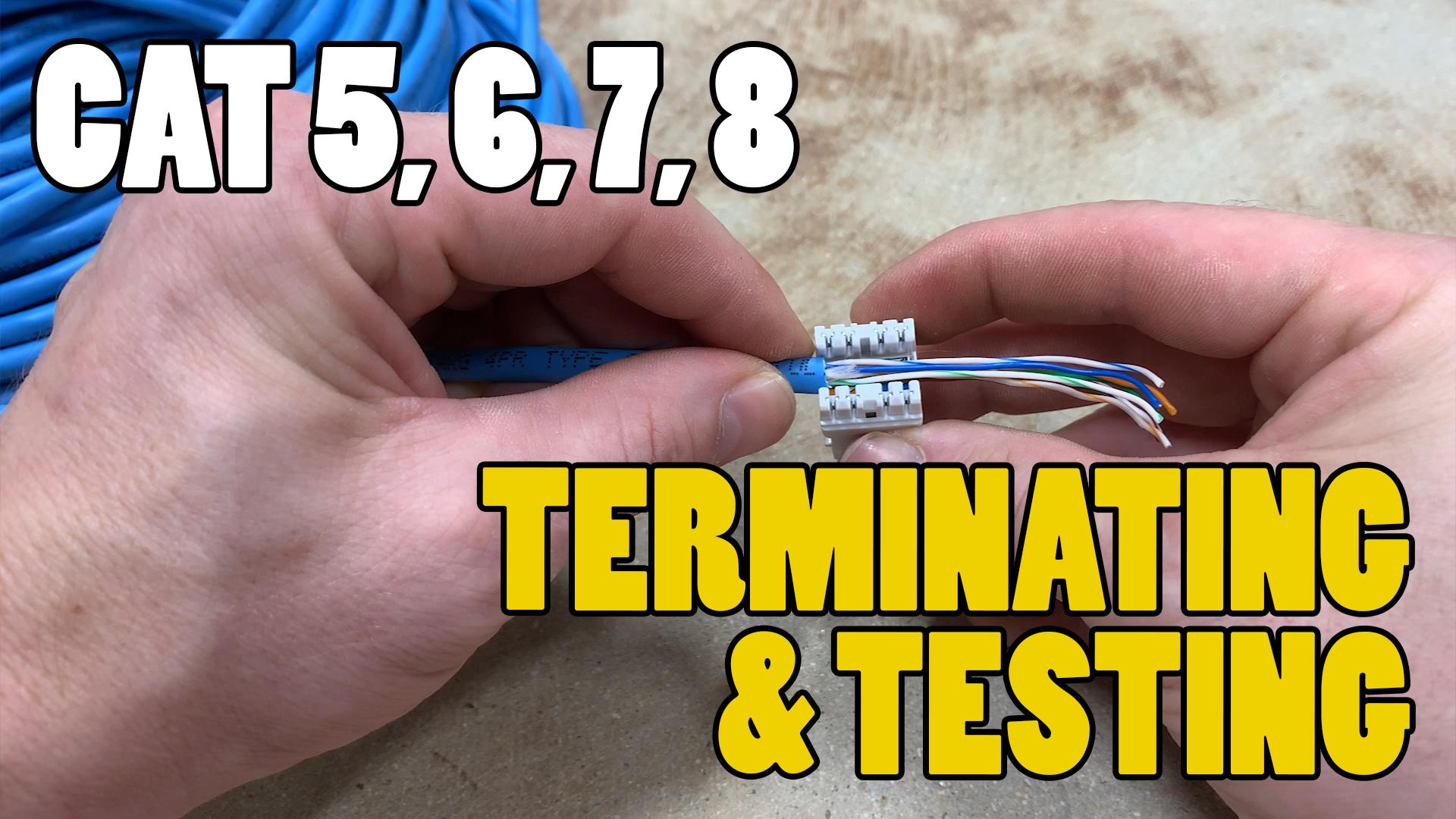 Cat5 568a Type Wiring Diagram
