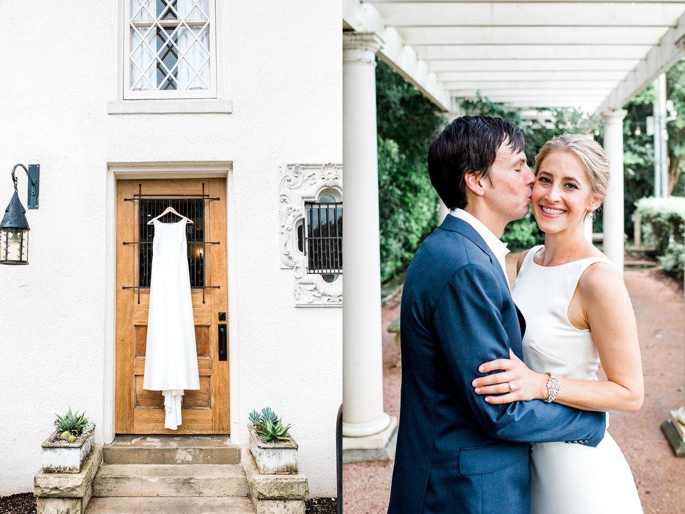 Wedding at Laguna Gloria | Elizabeth Denny Photography