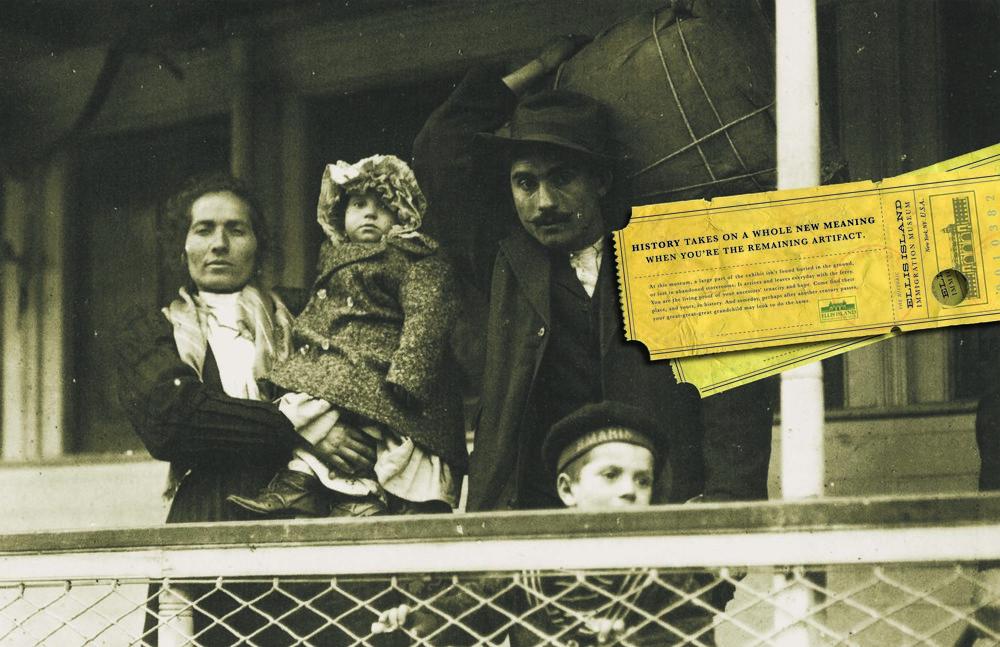 Ellis Island Fe