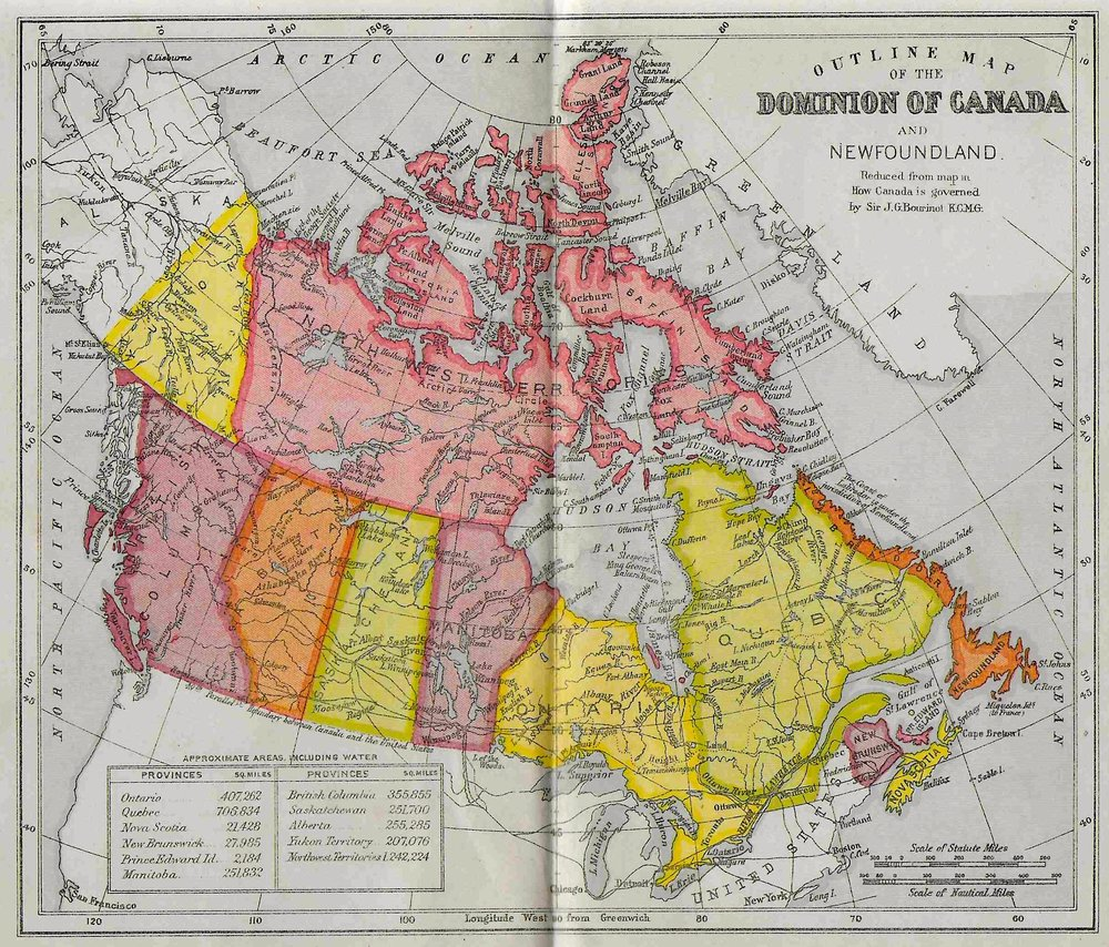 Map Of Canada 1905.History Of Pei 1905 Gallery 18