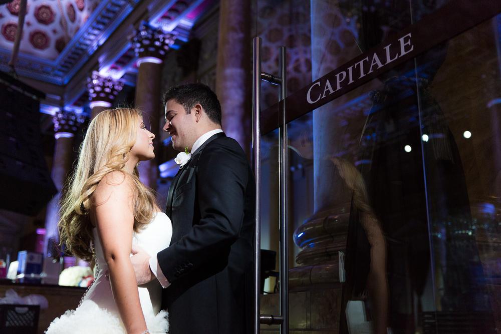 Capitale Wedding, New York, NY