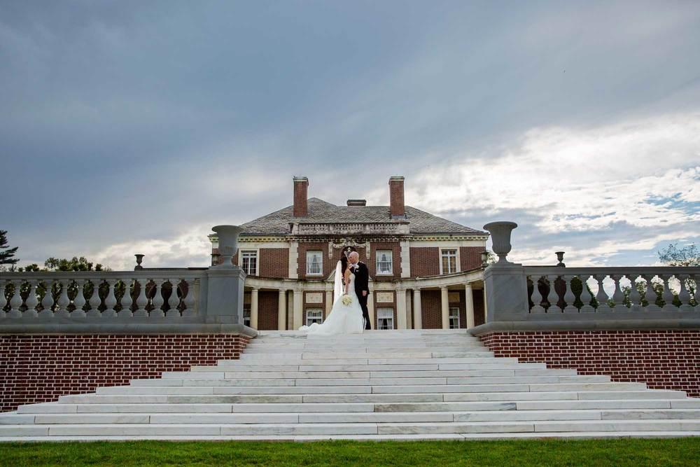 de seversky mansion wedding 1
