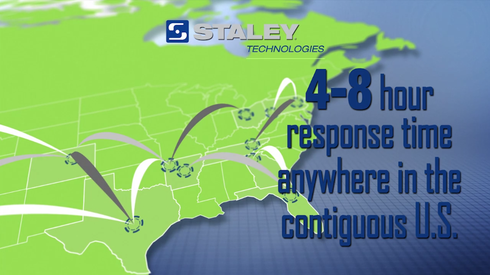 STALEY TECHNOLOGY Corporate Animation