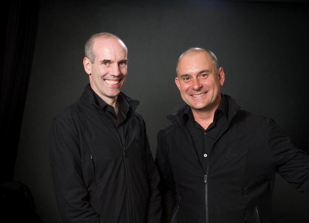 Pete and Matt