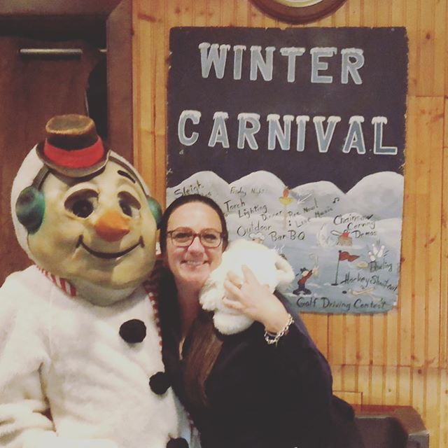 Winter Carnival 2018 in the books! Thank you all who came out this weekend for the wine dinner, through Saturday's  snow storm, and those jumping and supporting the polar plunge!! What a fun weekend, now bring on that warm weather. Special thanks to #warwickvalleyhumanesociety for hosting another successful polar plunge! . . . . . . . #Breezypointinn #greenwoodlake #Ny #Nj #Westmilford #Monroe #Warwick #WarwickValley