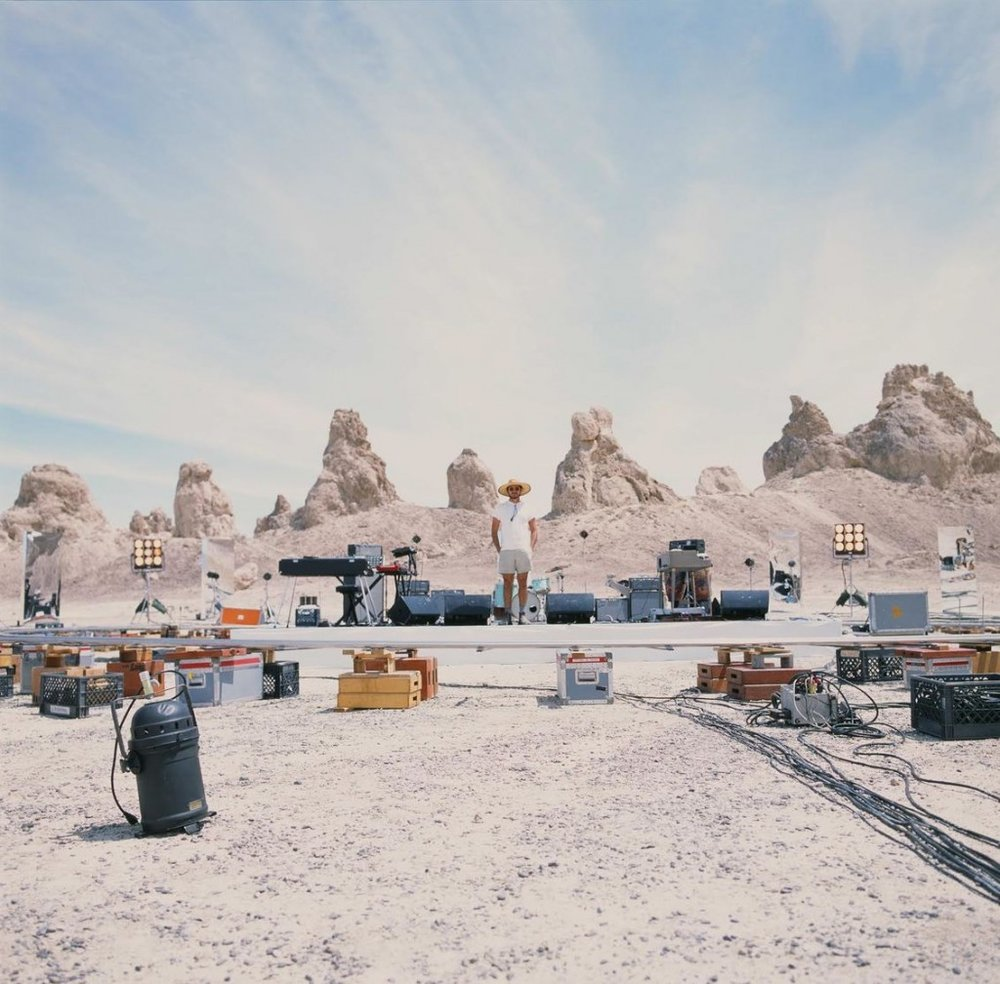 Spindle Magazine: Toro Y Moi 'Live from Trona': A Concert Film Masterpiece