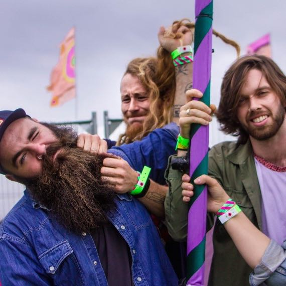 Spindle Magazine: Bestival: An Interview with Clean Cut Kid
