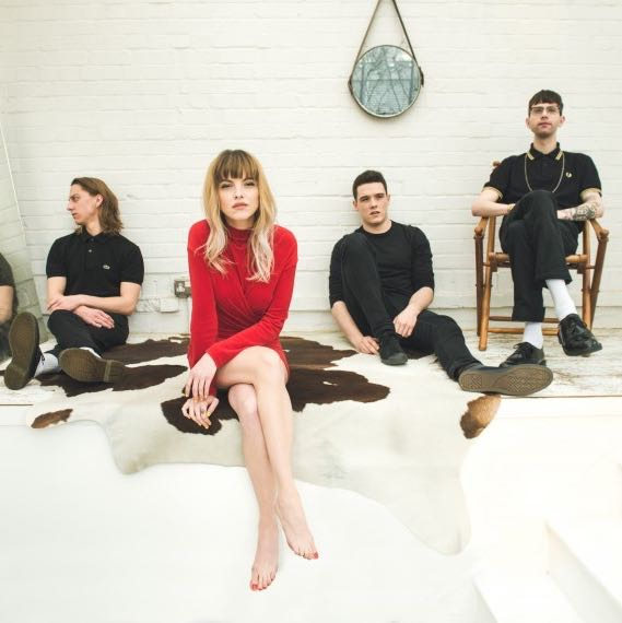 Spindle Magazine: Anteros' 5 Track Playlist