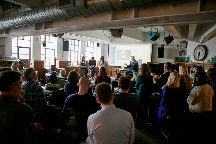 The Value of Purpose - A write-up on YCN's 'The Value of Purpose' event at Shoreditch House's Library, created for the news section of YCN's site. The event addressed the pro's and con's of utilising B-corp within creative businesses.