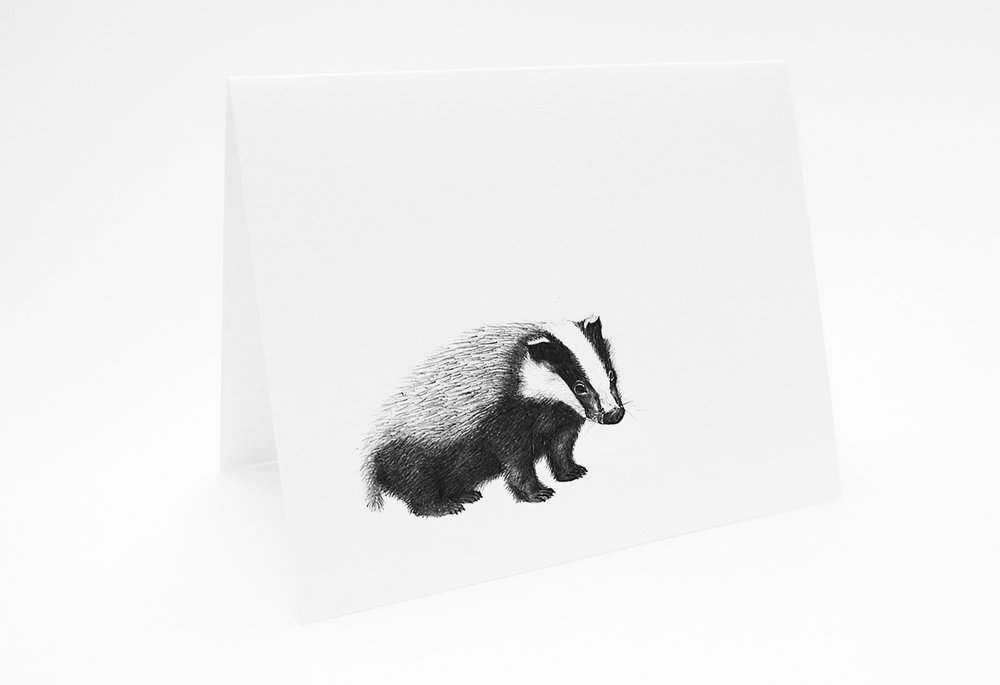 Badger - Landscape