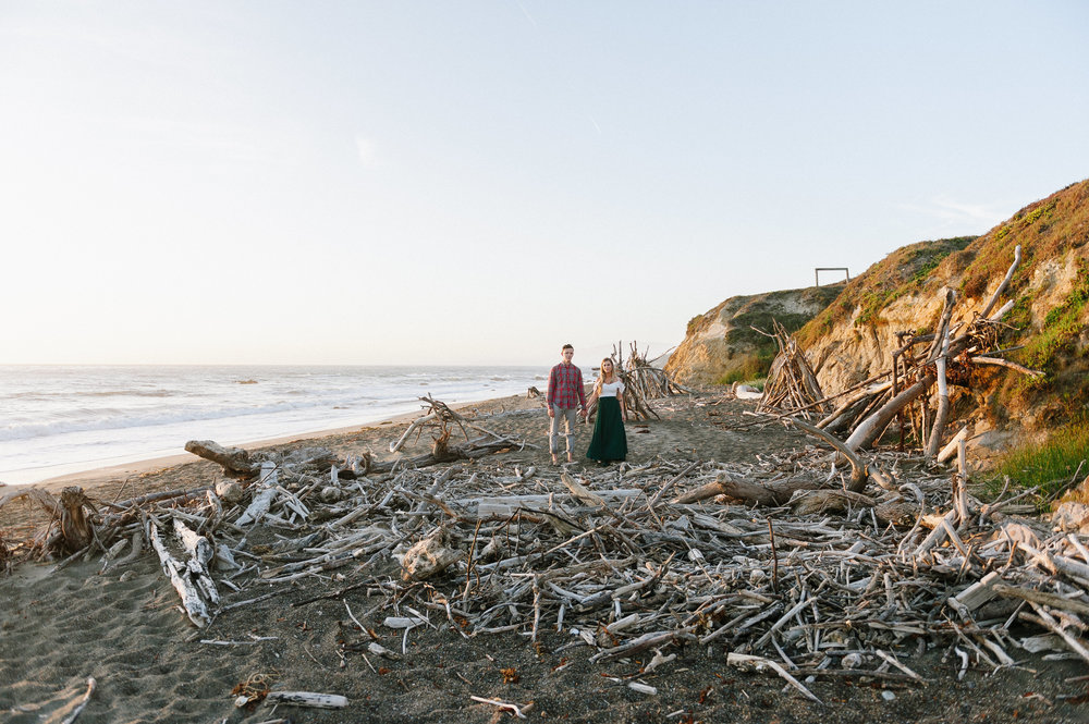 Copy of Cayucos Engagement Session - Lauren Rae Photography