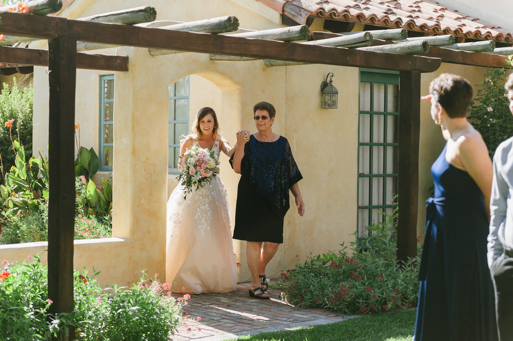 Intimate California Destination Wedding - Lauren Rae Photography