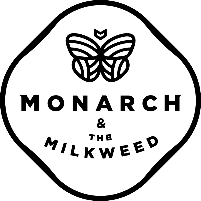 Monarch & the Milkweed