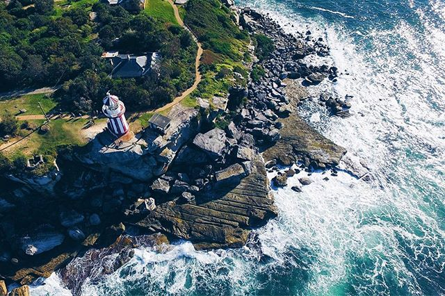 Exploring Sydney's South Head... sometimes the best adventures are those right in our backyard! #australia #sydney #nsw #ilovesydney #adventure #lighthouse #wanderlust #travel #travelling #explore 📸 by @courtsjoe