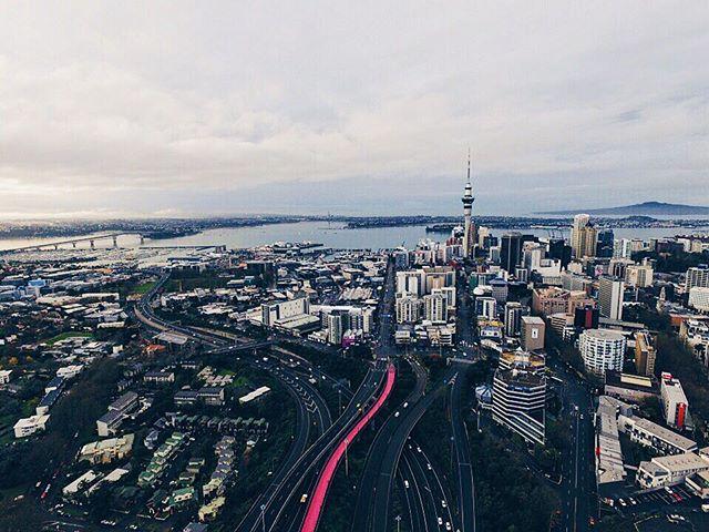 Auckland looking 👌🏼 #newzealand #auckland #travelling #travel #purenewzealand #wanderlust