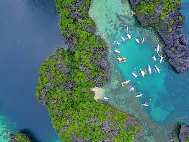 @courtsjoe exploring El Nido in North Palawan, Phillipines. El Nido is situated in the Visayas group of Islands. The Philippines has over 7000 islands the are largely untouched! #phillipines #elnido #travel #travelling #wanderlust #adventure #dji #drone