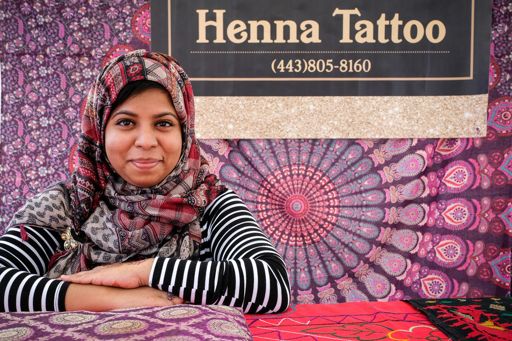 You can also reach her  on Instagram @hennafy  or via email: hennafy [at] gmail dot com.