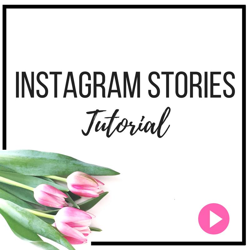 Instagram Stories: Step-by-step video                  Tutorial