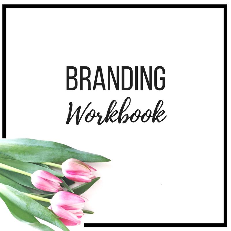Defining your Brand Workbook
