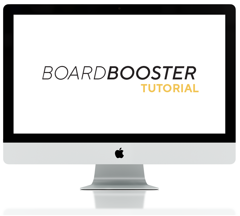 The Buzzing Creatives BoardBooster Tutorial to help you use Pinterest for your online business