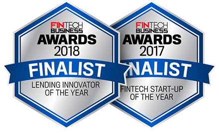 FinTech Business Awards 2018 Finalist - Lending Innovator of the year