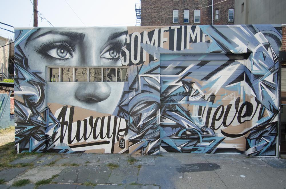 58 Coles St Jersey City, NJ - Photo by  Bernadette Marciniak