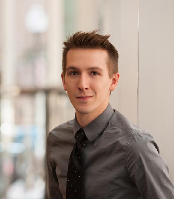 Jordan Lindley  Client Support Specialist