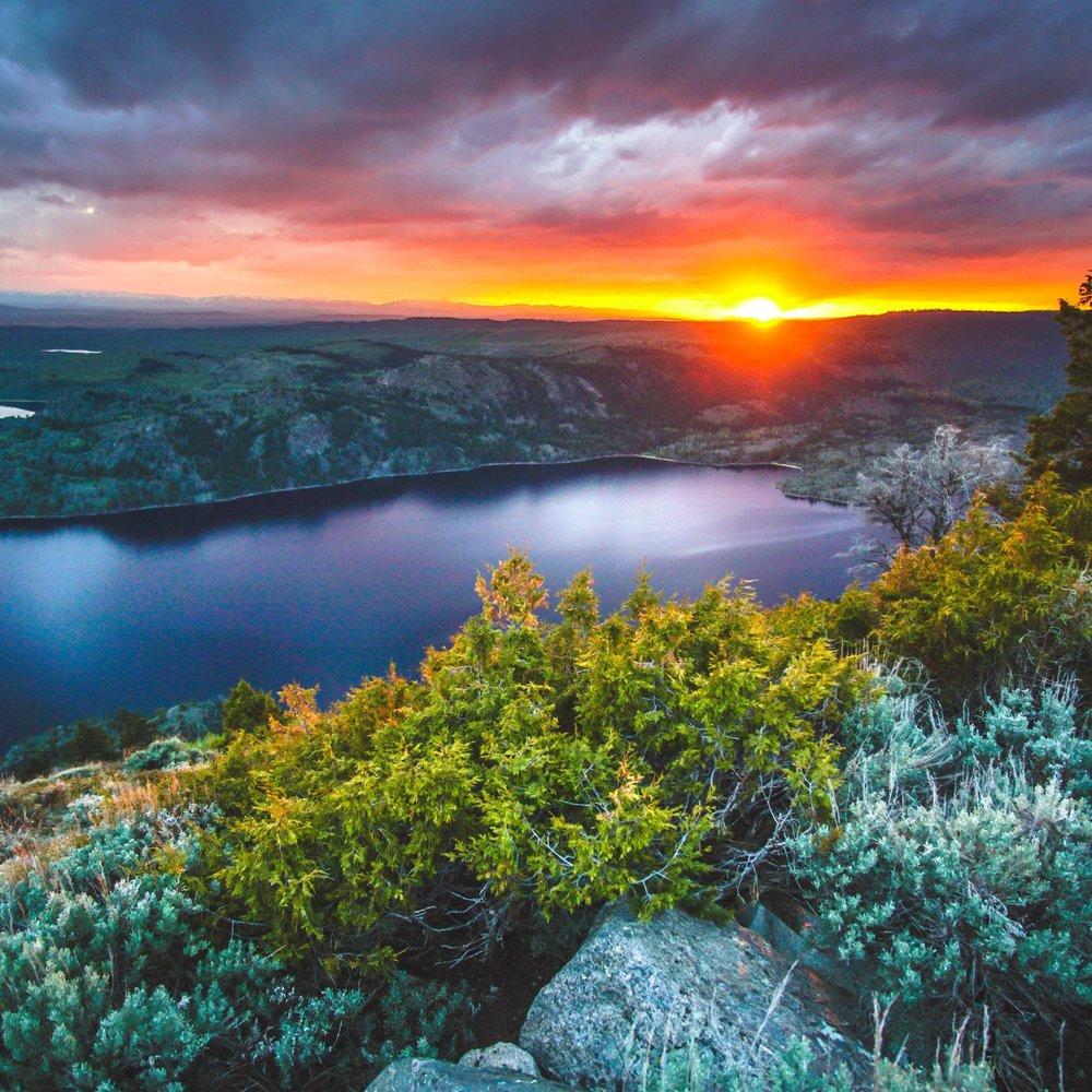 Fremont Lake -