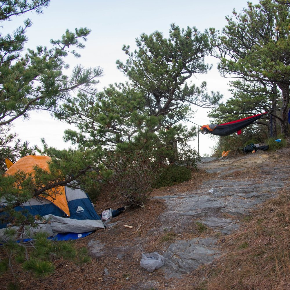Table Rock Mountain -