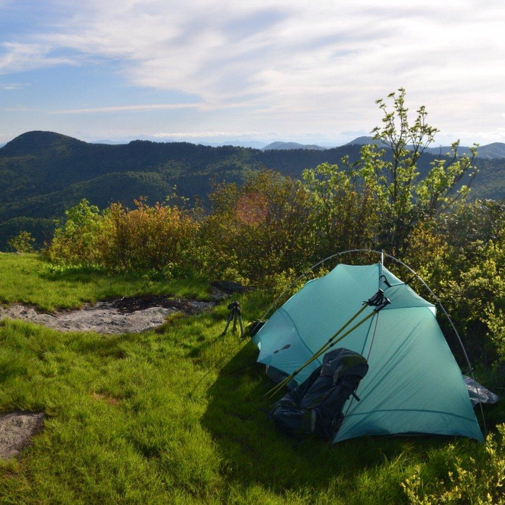 Sam Knob Mountain -