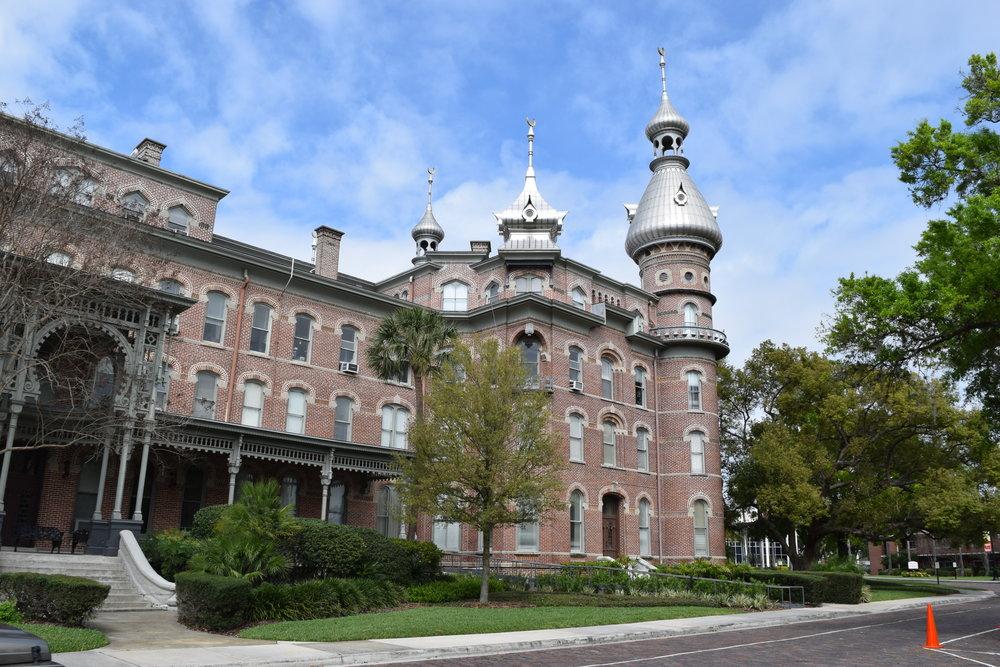 University of Tampa -