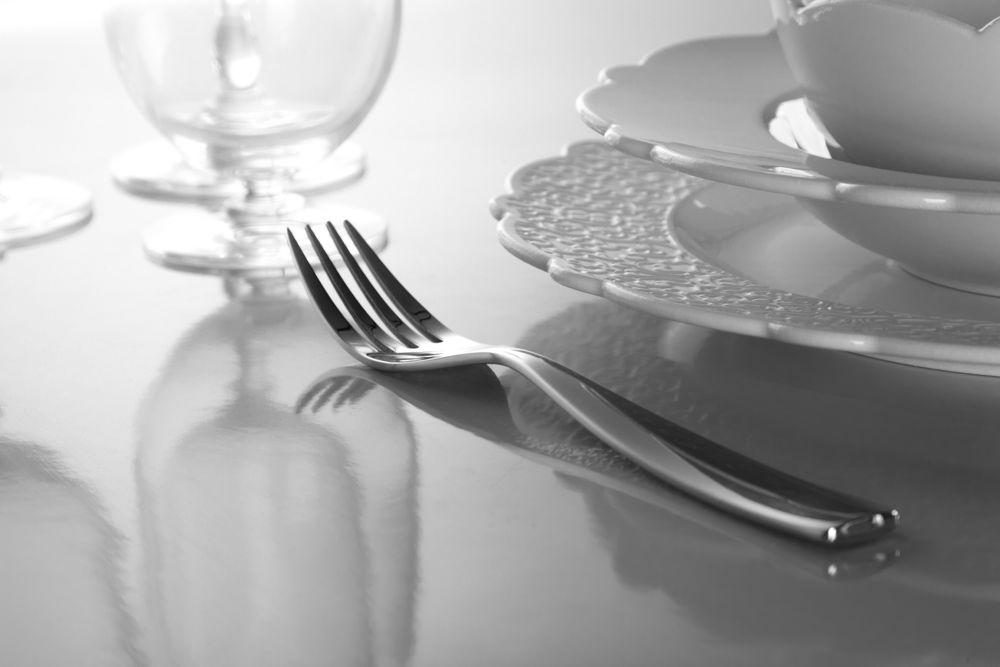 Dressed, tableware. Marcel Wanders for Alessi.