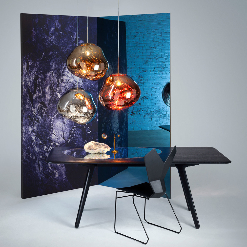 Melt, pendant lighting range.