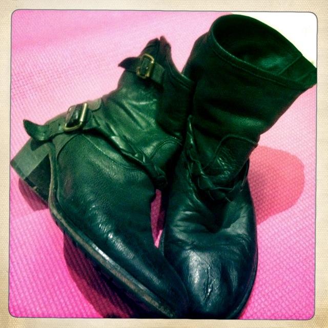 the only kicks I really need